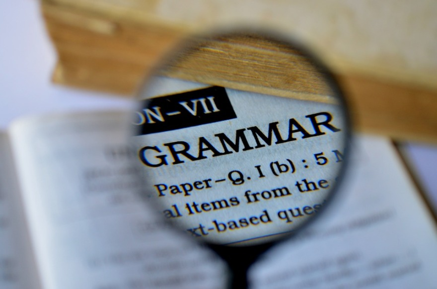 School grammar: why web content writers are allowed to bend the rules